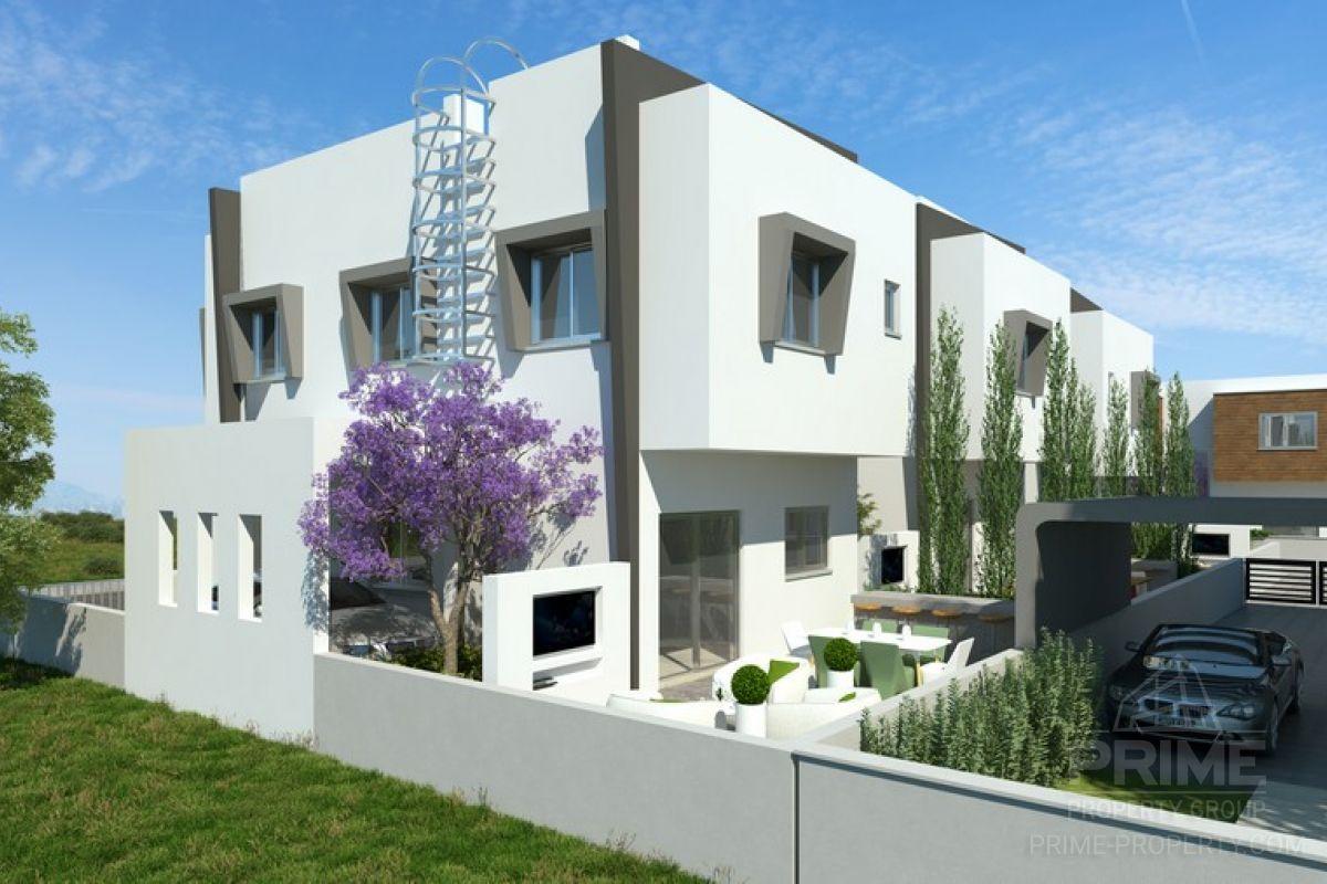 Предложение № 10527 - Limassol, Townhouse 183 м2