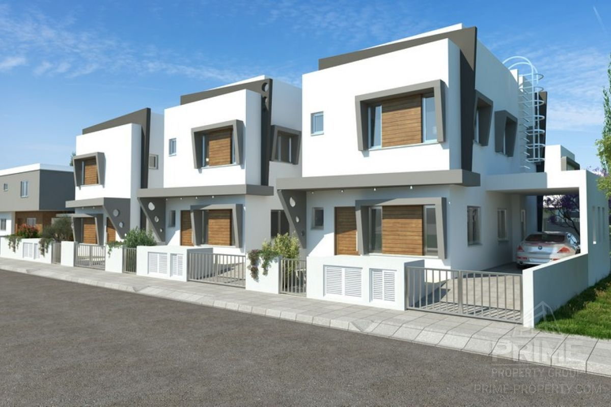 Sale of townhouse, 197 sq m  in area: Polemidia - Price: € 330,000 ID: 10527