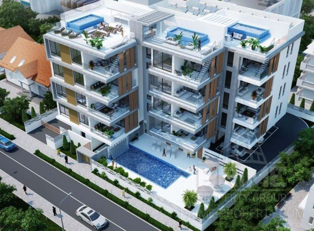 Cyprus property, Apartment for sale ID:10547