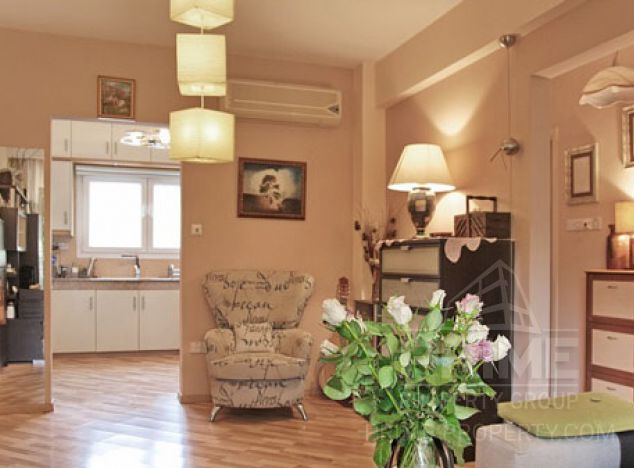Cyprus property, Garden Apartment for sale ID:10560