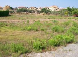 Cyprus property, Land for sale ID:10578