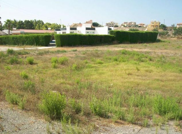 Buy Land 10578 in Limassol