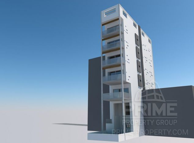Cyprus property, Apartment for sale ID:10583