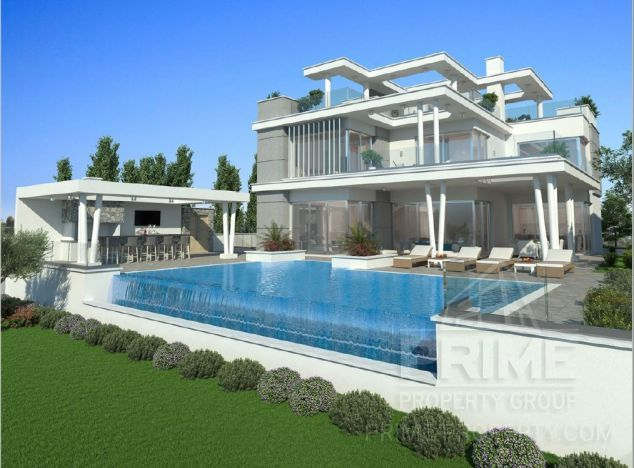 Cyprus property, Villa for sale ID:10586