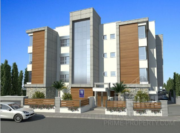 Cyprus property, Apartment for sale ID:10589