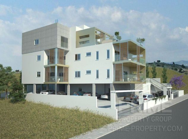 Cyprus property, Apartment for sale ID:10593