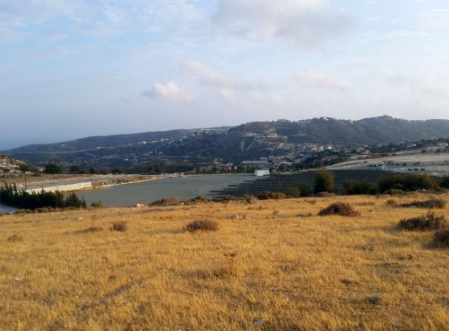 Land 10611 on sell in Pissouri