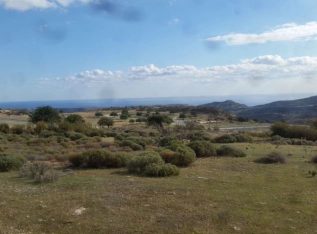 Sell Land 10611 in Pissouri