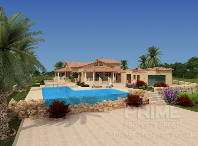 Cyprus property, Villa for sale ID:10618