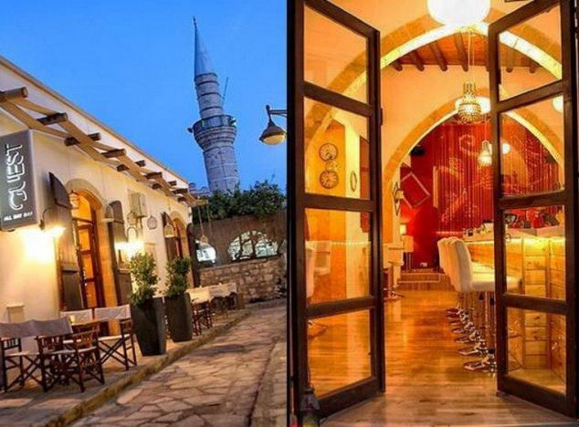 Buy Restaurant 10730 in Limassol