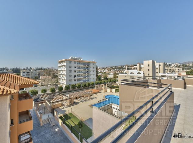 Cyprus property, Penthouse for rent ID:1078