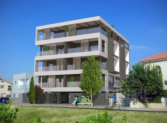 Cyprus property, Apartment for sale ID:10780
