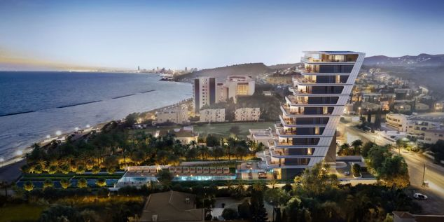 Sell Apartment 10813 in Limassol