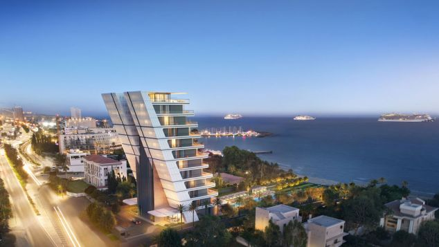 Buy Apartment 10813 in Limassol