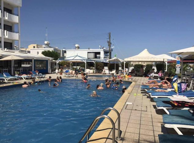 Sell Hotel 10825 in Larnaca