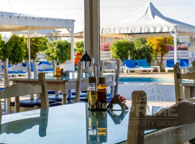 Cyprus property, Hotel for sale ID:10825