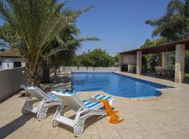 Cyprus property, Villa for holiday rent ID:10827