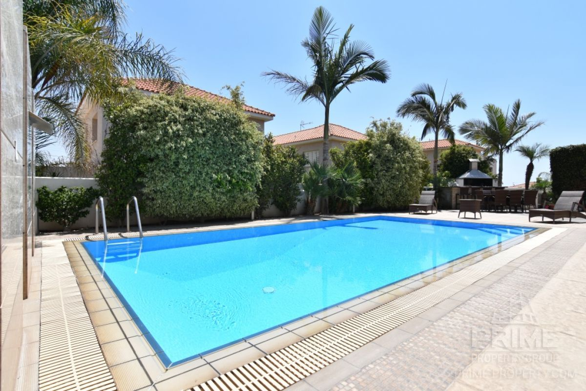 Предложение № 10847 - Limassol, Villa 400 м2