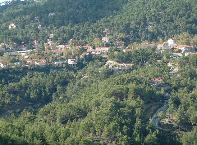 Land 10874 in Troodos