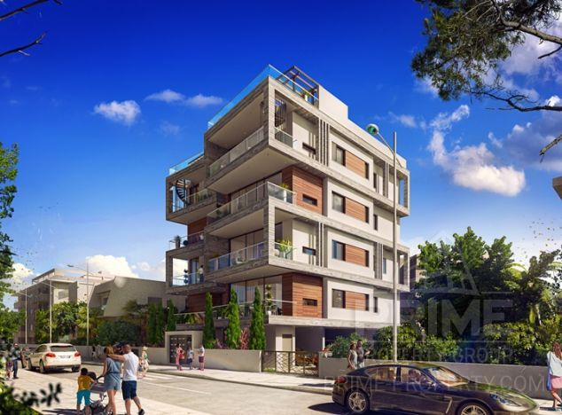 Cyprus property, Apartment for sale ID:10893