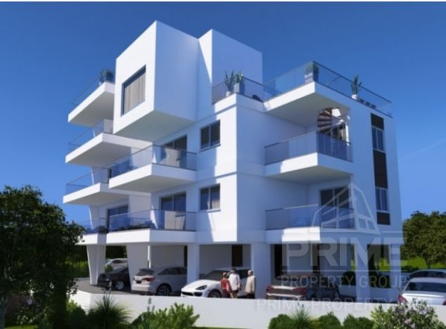 Cyprus property, Penthouse for sale ID:10970