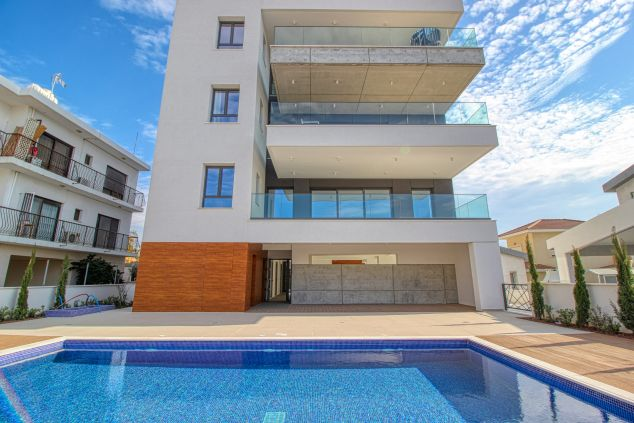 Apartment 10983 in Limassol