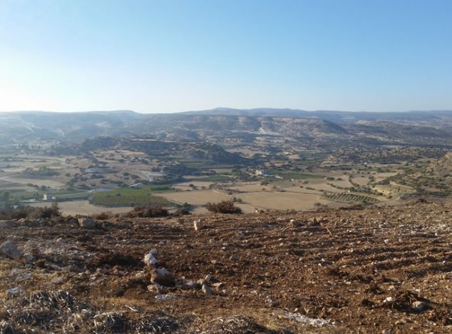 Sell Land 11058 in Pissouri