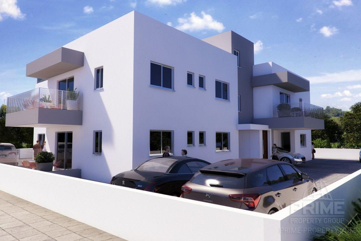 Предложение № 11247 - Paphos, Apartment 87 м2