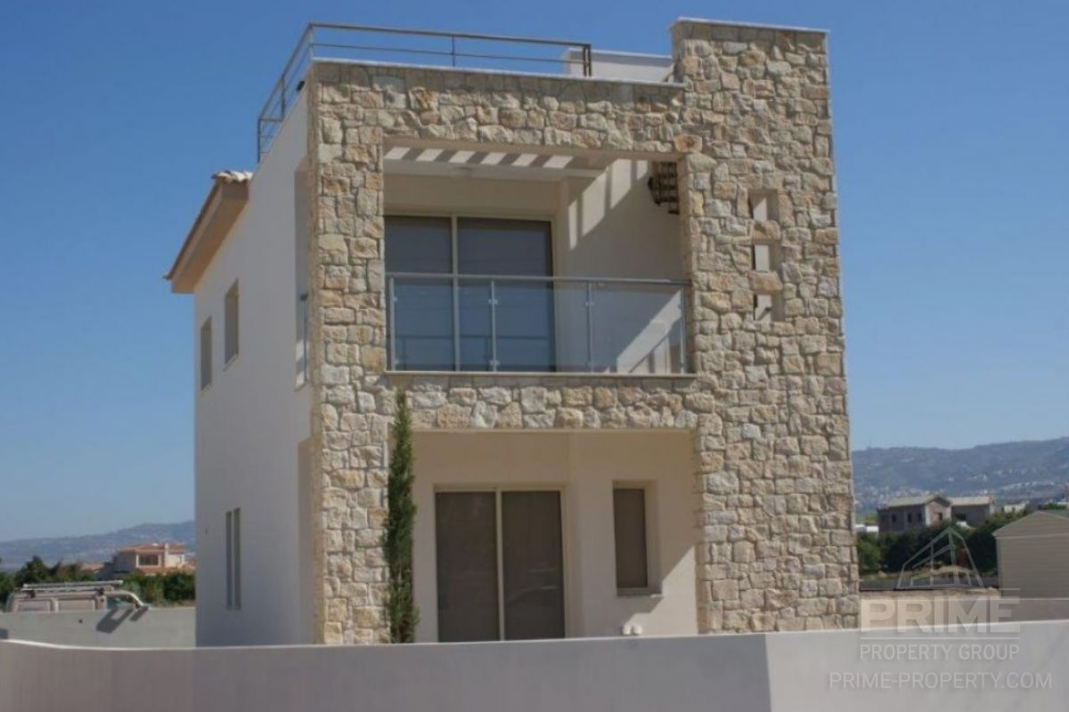 Предложение № 11278 - Paphos, Villa 308 м2