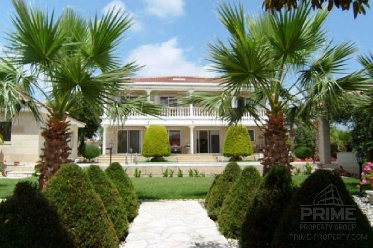 Предложение № 11350 - Paphos, Villa 677 м2