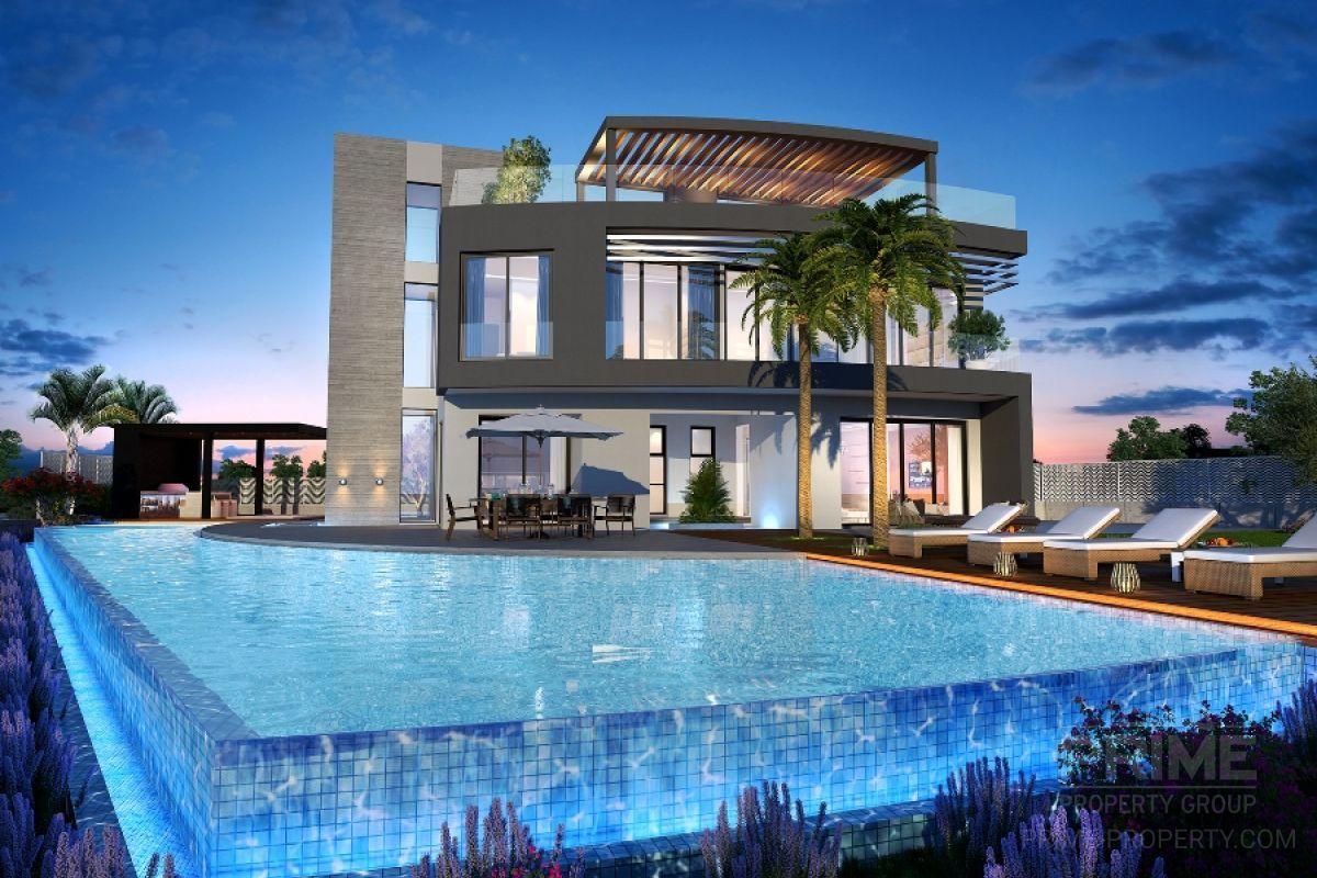 Предложение № 11471 - Paphos, Villa 770.7 м2