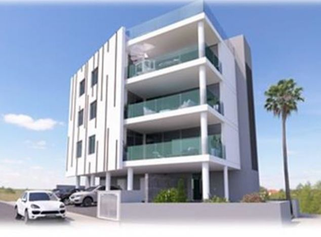 Penthouse 11543 on sell in Limassol