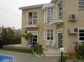 Cyprus property, Villa for sale ID:1161