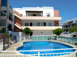 Cyprus property, Penthouse for sale ID:11637