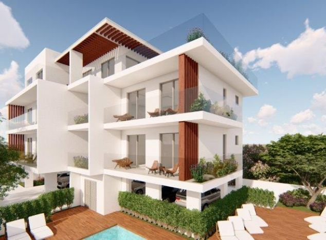 Buy Apartment 11707 in Paphos