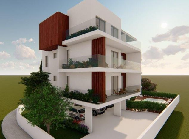 Sell Apartment 11707 in Paphos
