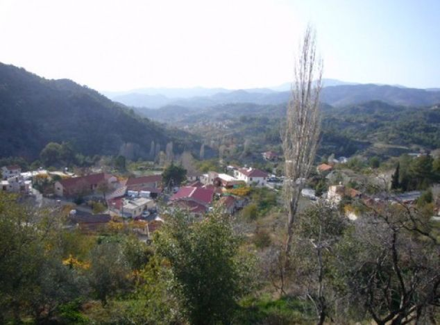 Sell Land 11786 in Troodos