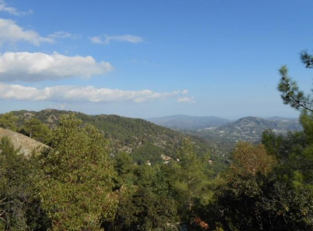 Land 1181 on sell in Troodos