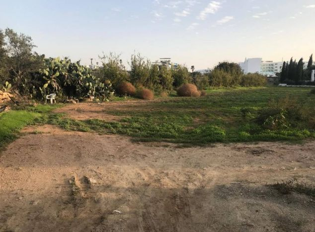 Sell Land 11843 in Paphos