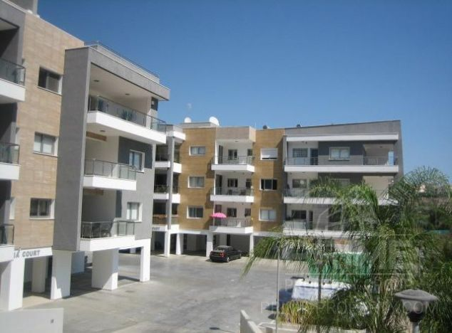 Cyprus property, Apartment for rent ID:1186