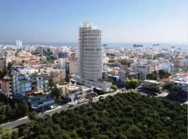 Cyprus property, Penthouse for sale ID:12024