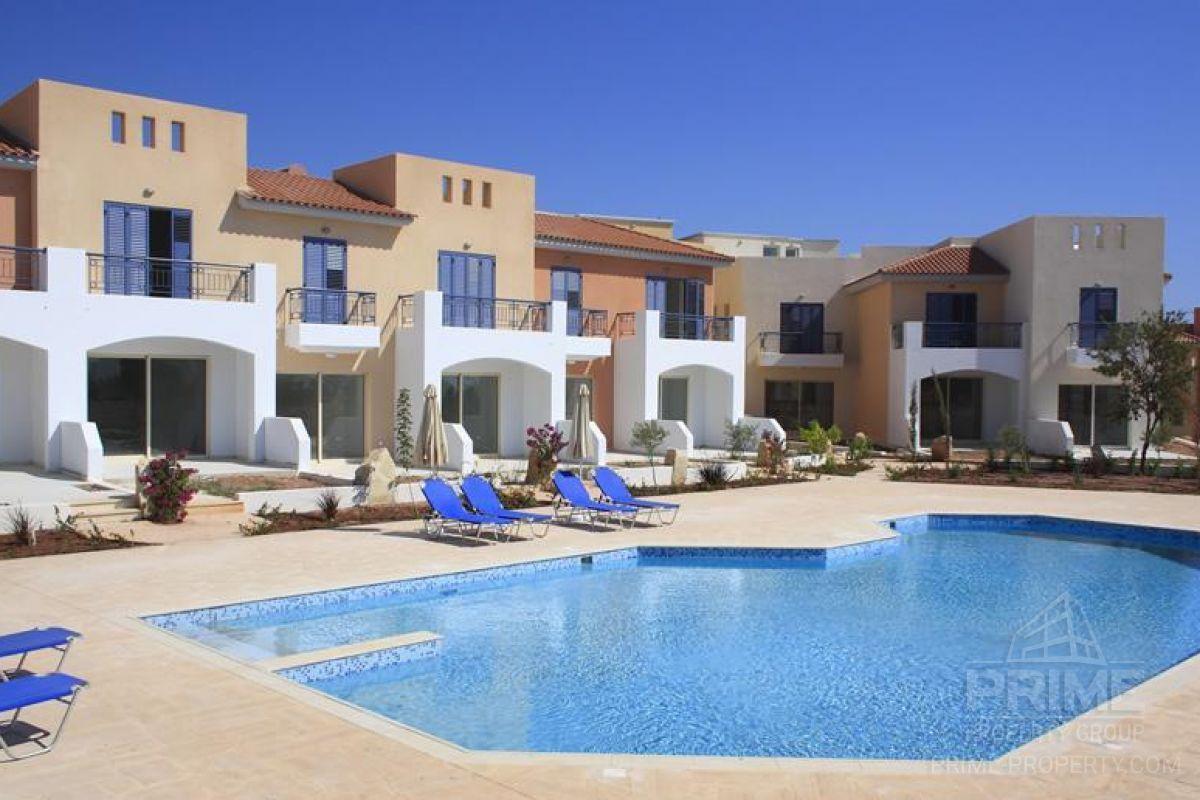 Предложение № 12029 - Paphos, Townhouse 106.93 м2