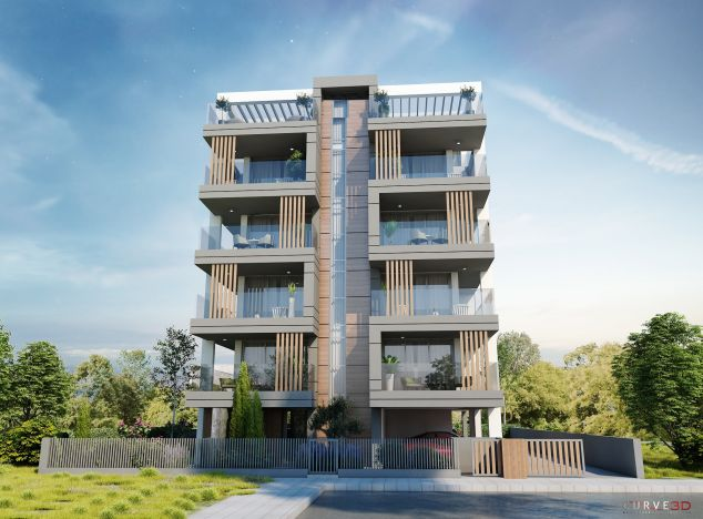 Penthouse 12092 in Larnaca