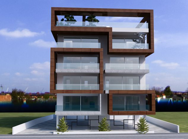 Buy Penthouse 12110 in Limassol