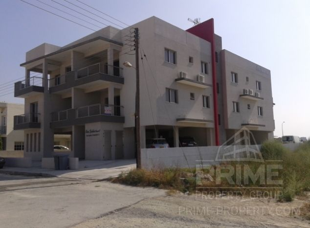 Cyprus property, Apartment for sale ID:1214