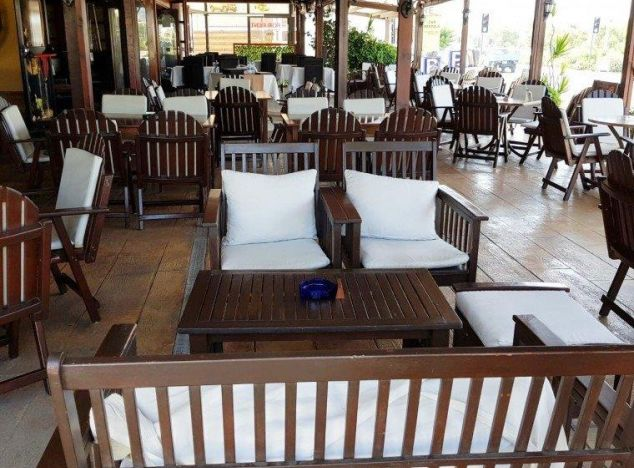 Restaurant 12183 on sell in Paphos