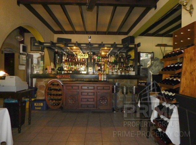 Sell Restaurant 12183 in Paphos