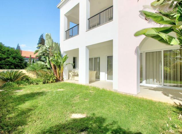 Garden Apartment 12185 in Limassol