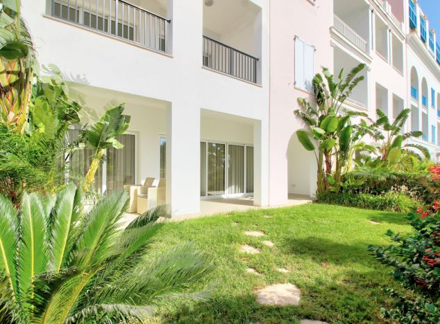 Sell Garden Apartment 12185 in Limassol