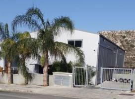 Cyprus property, Industrial estate for sale ID:12209